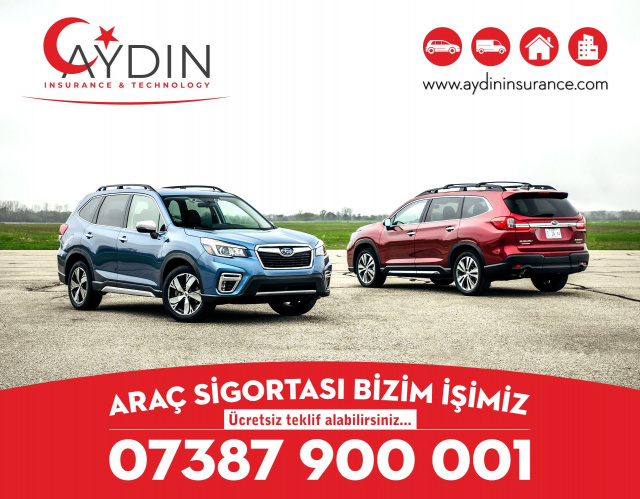 AYDIN Insurance & Technology