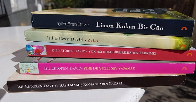 Turkish Press Röportaj: Işıl Ertören David