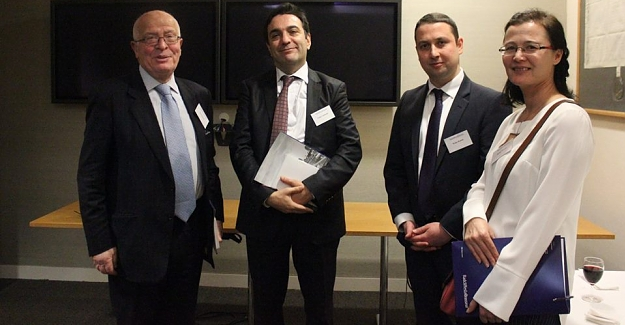 Practicing Turkish Accountants -Seminar/Networking Evening