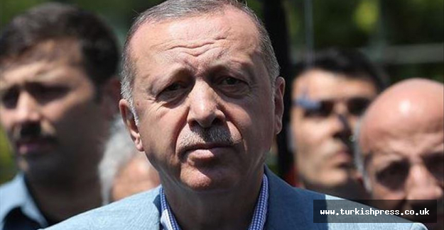 Erdogan congratulates CHP's Istanbul mayoral candidate