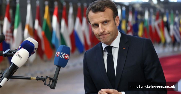 France: US has to clarify position regarding EU Trump should resolve ambiguities between EU, US, says French president