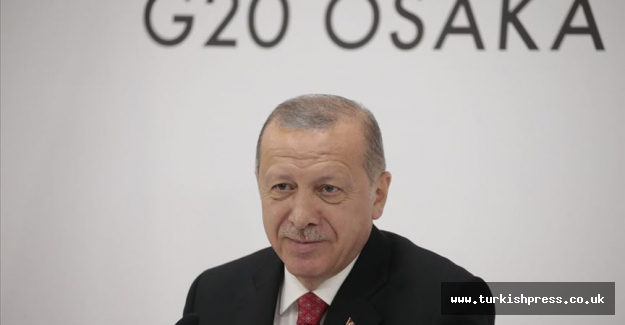 G20 Osaka Summit productive: Turkish president
