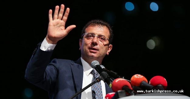 Imamoglu wins Istanbul's mayoral poll: Unofficial results