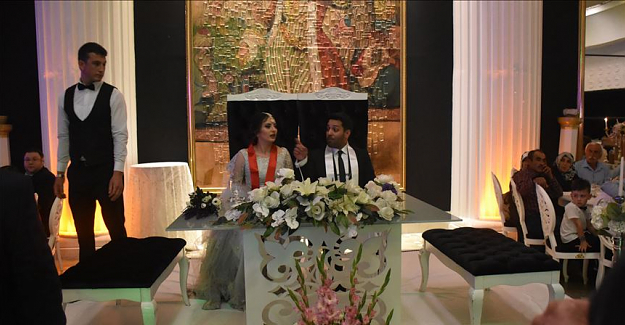 Pakistani-Turkish couple ties knot in Ankara
