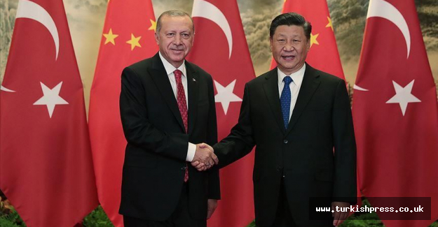 Turkey, China ties to support global stability: Erdogan