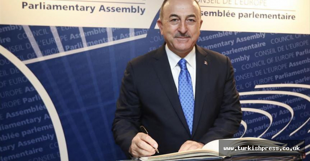 Democracies do not have place for terrorists: Turkey