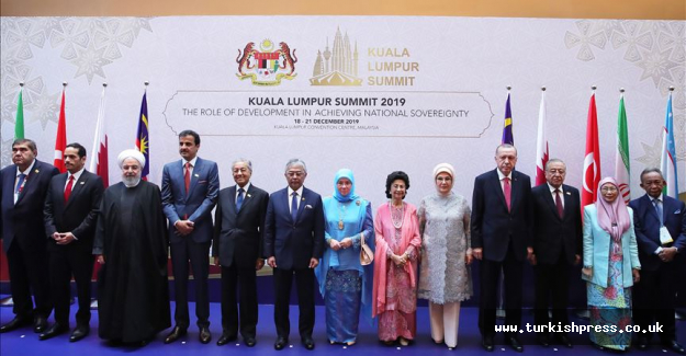 Malaysia summit seeks to solve issues of Muslim world