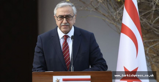 Turkish Cypriot president condemns EastMed project