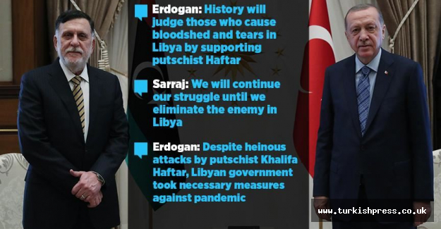 Turkey, Libya to further cooperate in Eastern Med