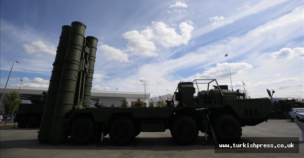 Turkey's preparation of S-400 system on track: minister