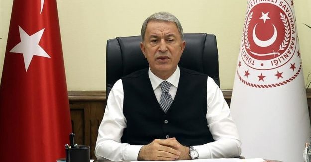 Turkey rebuffs French defense minister's claims