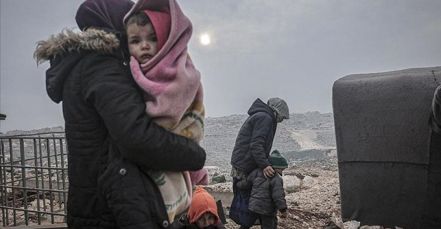 Turkey only int'l force protecting 5M Syrians: report