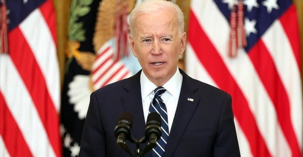 Biden vows US backing for Ukraine as Russia amasses