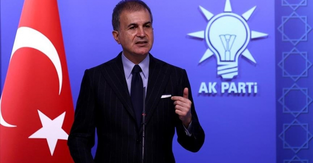 Turkey's ruling party condemns Biden's remarks on 1915 events