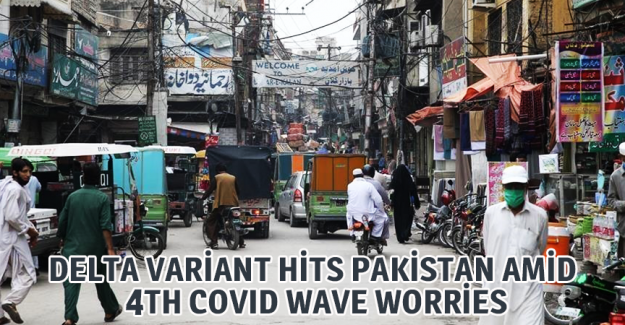 Delta variant hits Pakistan amid 4th COVID wave worries