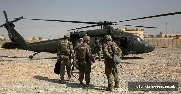 US timeline from entry to exit from Afghanistan