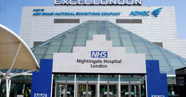 UK opens world's largest critical care unit in London