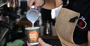 Istanbul festival brings coffee lovers together