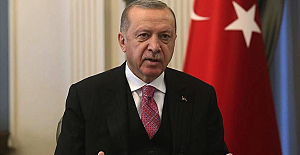 Erdogan calls for 'fair, permanent' solution on Cyprus