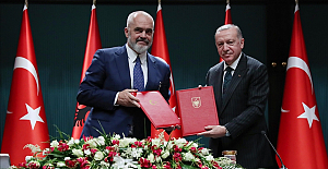 Turkey, Albania upgrade ties to strategic partnership