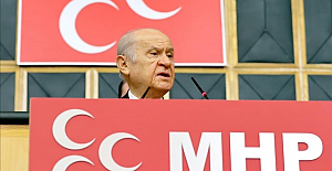 Turkey's MHP leader calls for operation against PKK in Qandil