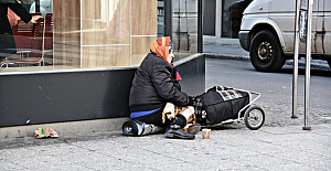 Rough sleeping soars in London by 65% in past year